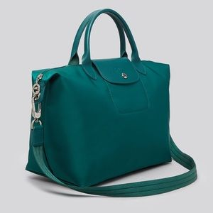 Limited Edition Longchamp 🌳 Le Pilage Medium Neo